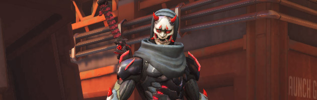 Skin Oni - offre promotionnelle Heroes of the Storm