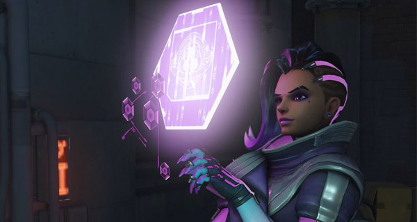 overwatch : sombra, map antarctique, mode arcade sont desormais deployes