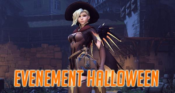 l'evenement halloween dans overwatch pourrait etre disponible a 20h