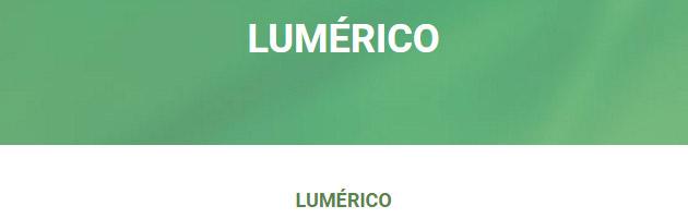 Un site Lumérico a fait surface sur la toile