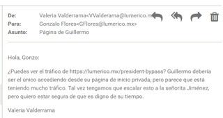 Mails du compte GFlores