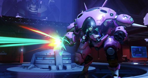 overwatch ptr : nouvel equilibrage des heros