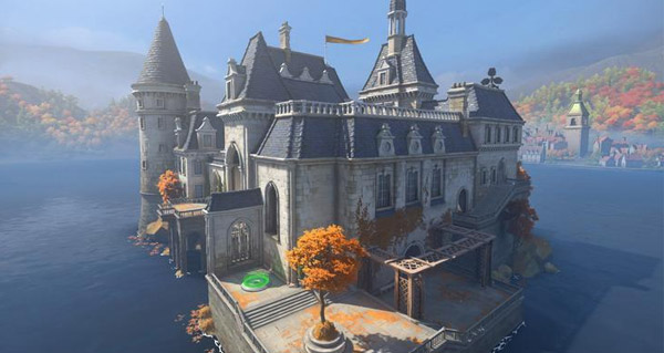chateau guillard : la premiere map overwatch situee en france !