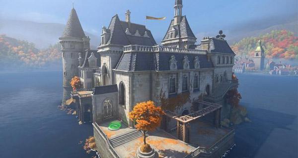 chateau guillard : la premiere map overwatch situee en france !