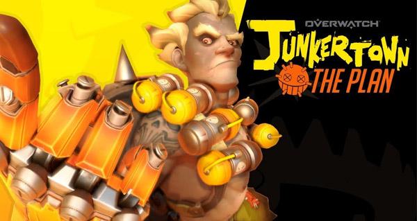 junkertown : la nouvelle map overwatch devoilee a la gamescom