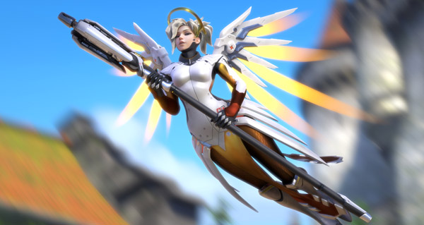 overwatch : rework complet d'ange au prochain patch