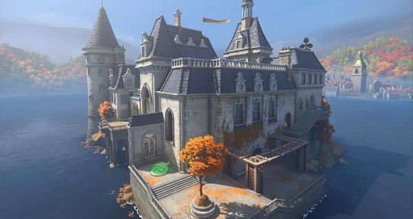 patch 1.14 : equilibrage des heros, chateau guillard, combat a mort