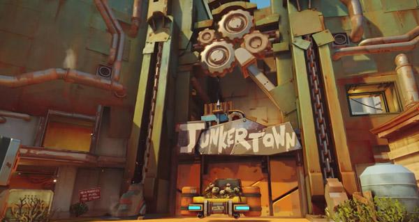 junkertown : la nouvelle map overwatch disponible sur le ptr