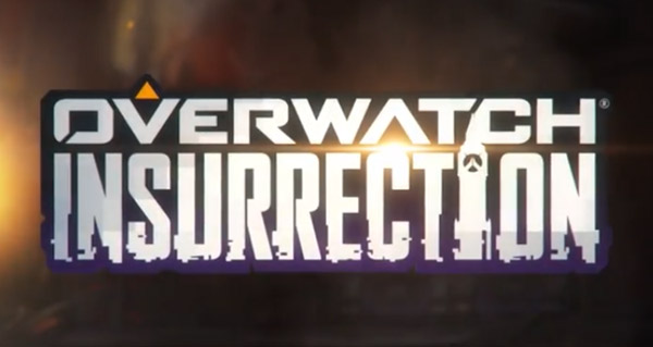 insurrection dans overwatch : toutes les informations