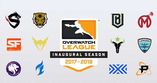overwatch league : un systeme de jetons pour obtenir les skins en jeu