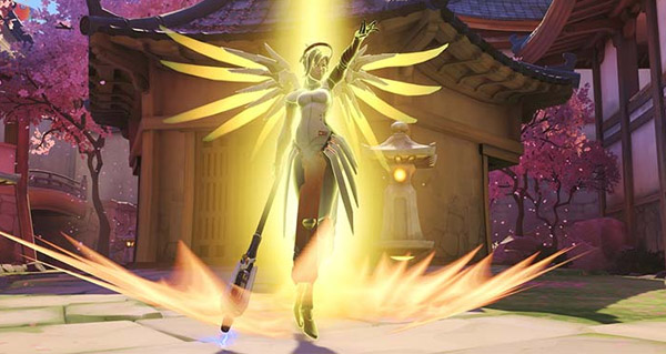 overwatch ptr : nouveau patch d'equilibrage bastion, d-va, ange, et mode capture de drapeau