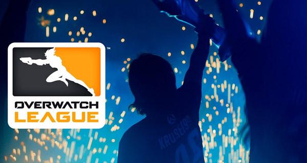 overwatch league : deploiement prevue pour le troisieme trimestre 2017