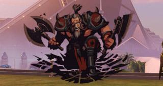 Tag Barbare Diablo