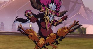 Tag Féticheur Diablo