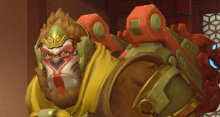 Winston Wukong - Année du Coq