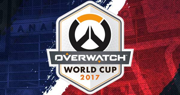 overwatch world cup 2017 : suivi du tournoi et des resultats de la france