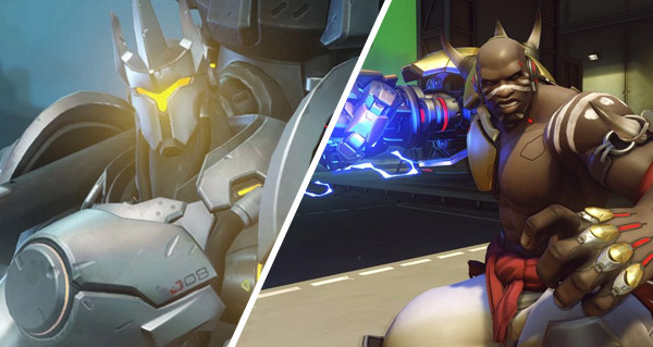 patch 1.13 overwatch (ptr) : nouvel equilibrage des heros