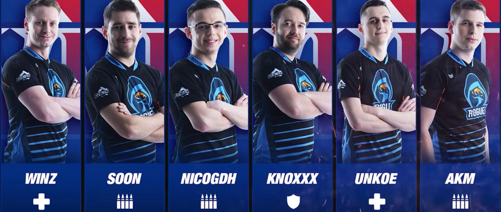 Equipe de France pour l'Overwatch World Cup 2017