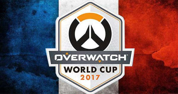 overwatch world cup 2017 : la composition de l'equipe de france revelee