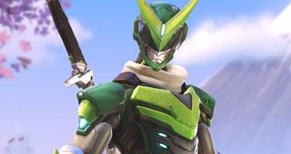 Skin Sentai pour Genji