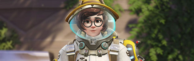 Skin Mei Apicultrice - Anniversaire Overwatch