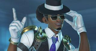Skin Jazzy pour Lucio