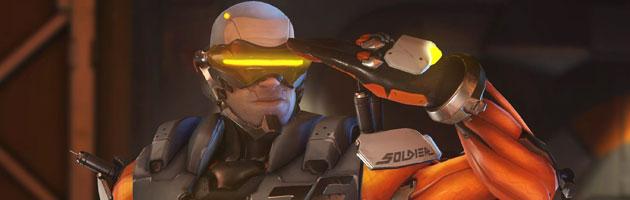 Skin Soldat 76 Cyborg 76 - Anniversaire Overwatch