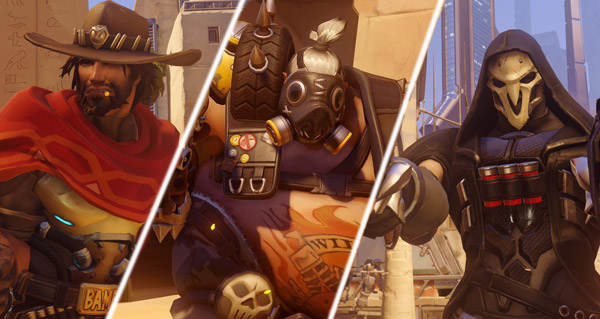 patch 1.12 overwatch (ptr) : nouvel equilibrage des heros