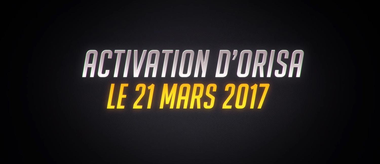 Orisa sort le 21 mars sur Overwatch
