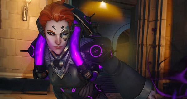 moira : nouveau heros de soutien d'overwatch