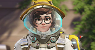 Mei Apicultrice - Anniversaire Overwatch