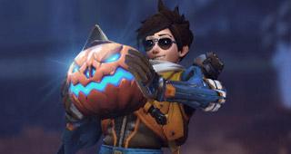 Célébration Tracer - Halloween 2017