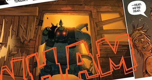junkertown : le comic arrive le mercredi 6 septembre