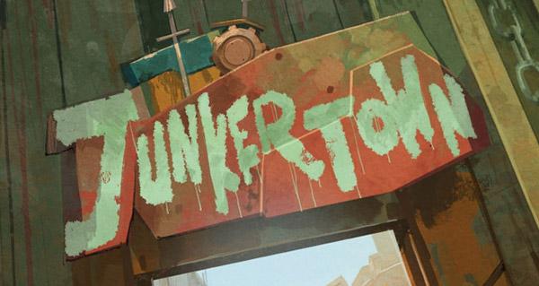 : le comic sur junkertown d'overwatch est disponible