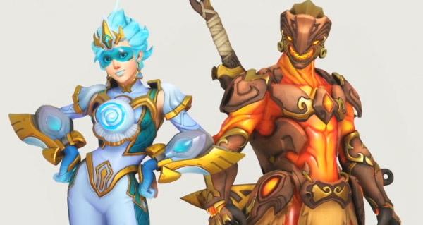 overwatch all-stars : comment obtenir les skins legendaires de tracer et genji
