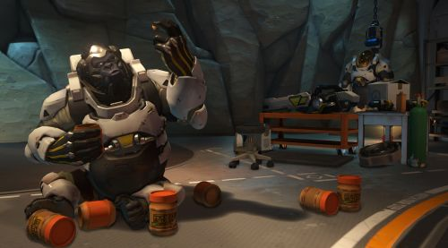Image de Galerie Archives Insurrection Overwatch