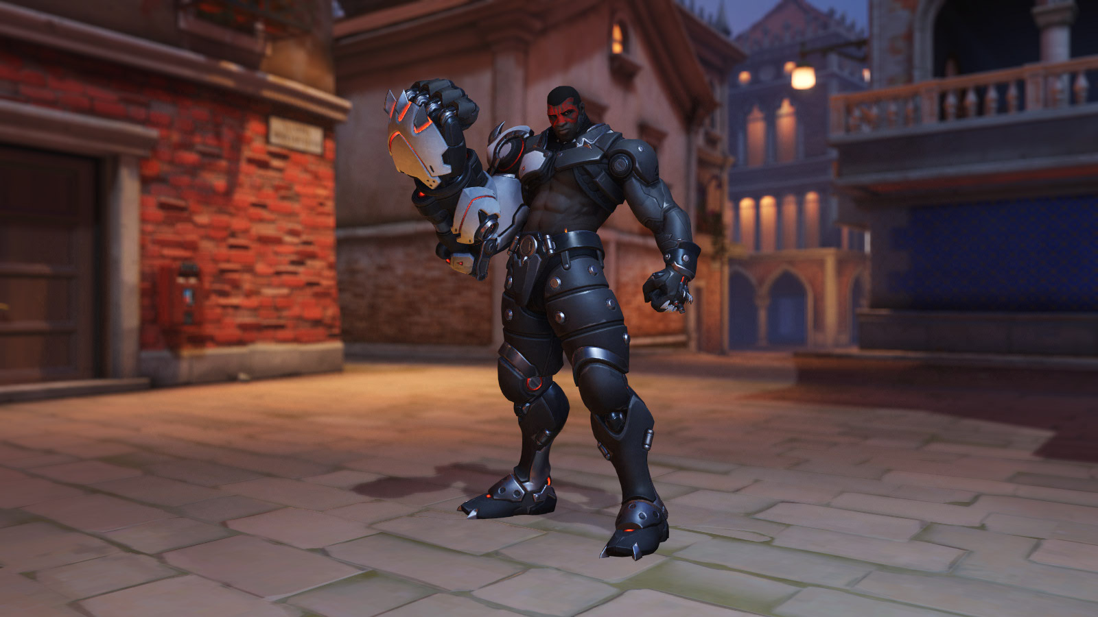 Skin Doomfist Blackwatch - Archives