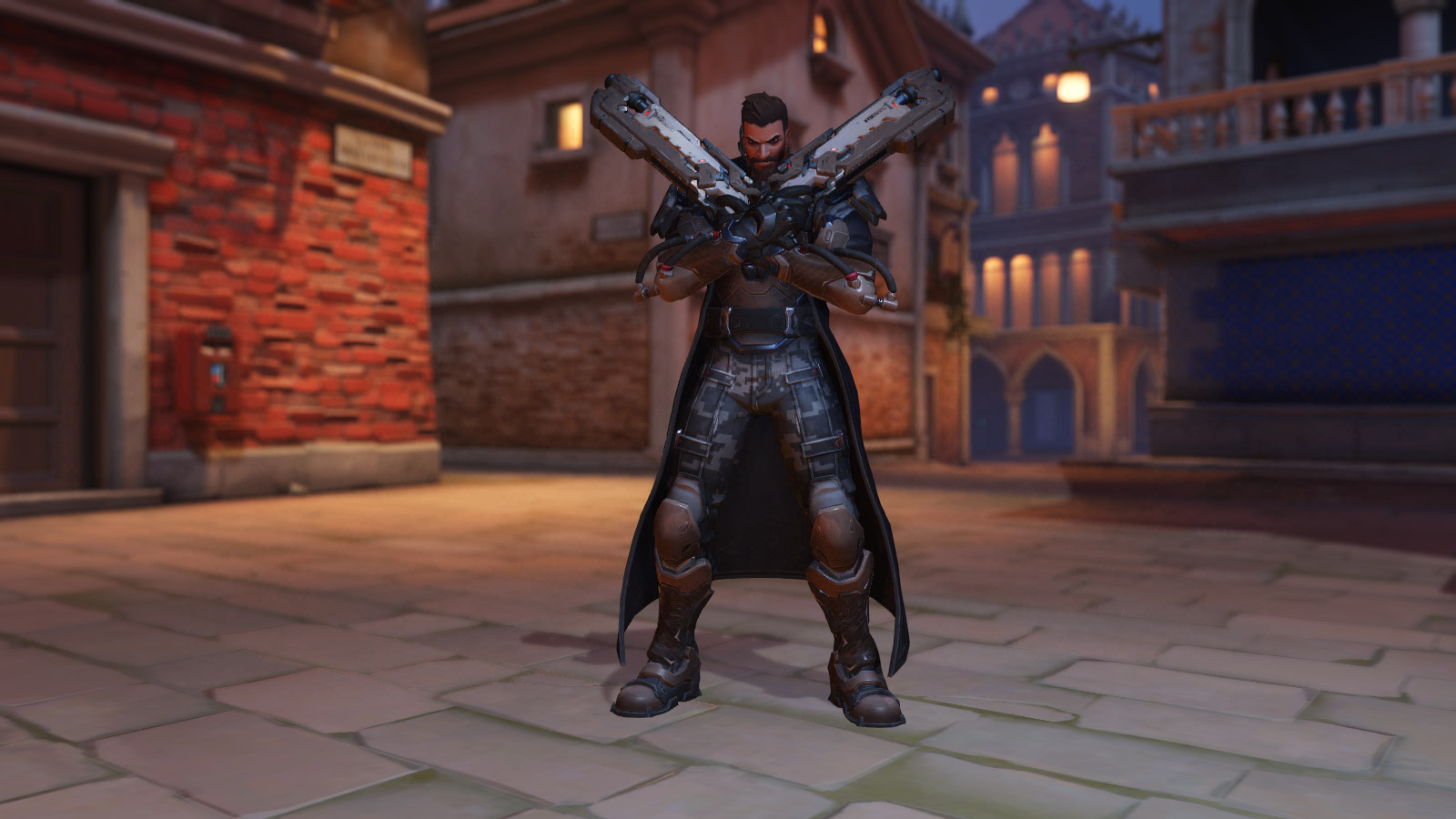 Skin Soldat 24 - Archives d'Overwatch