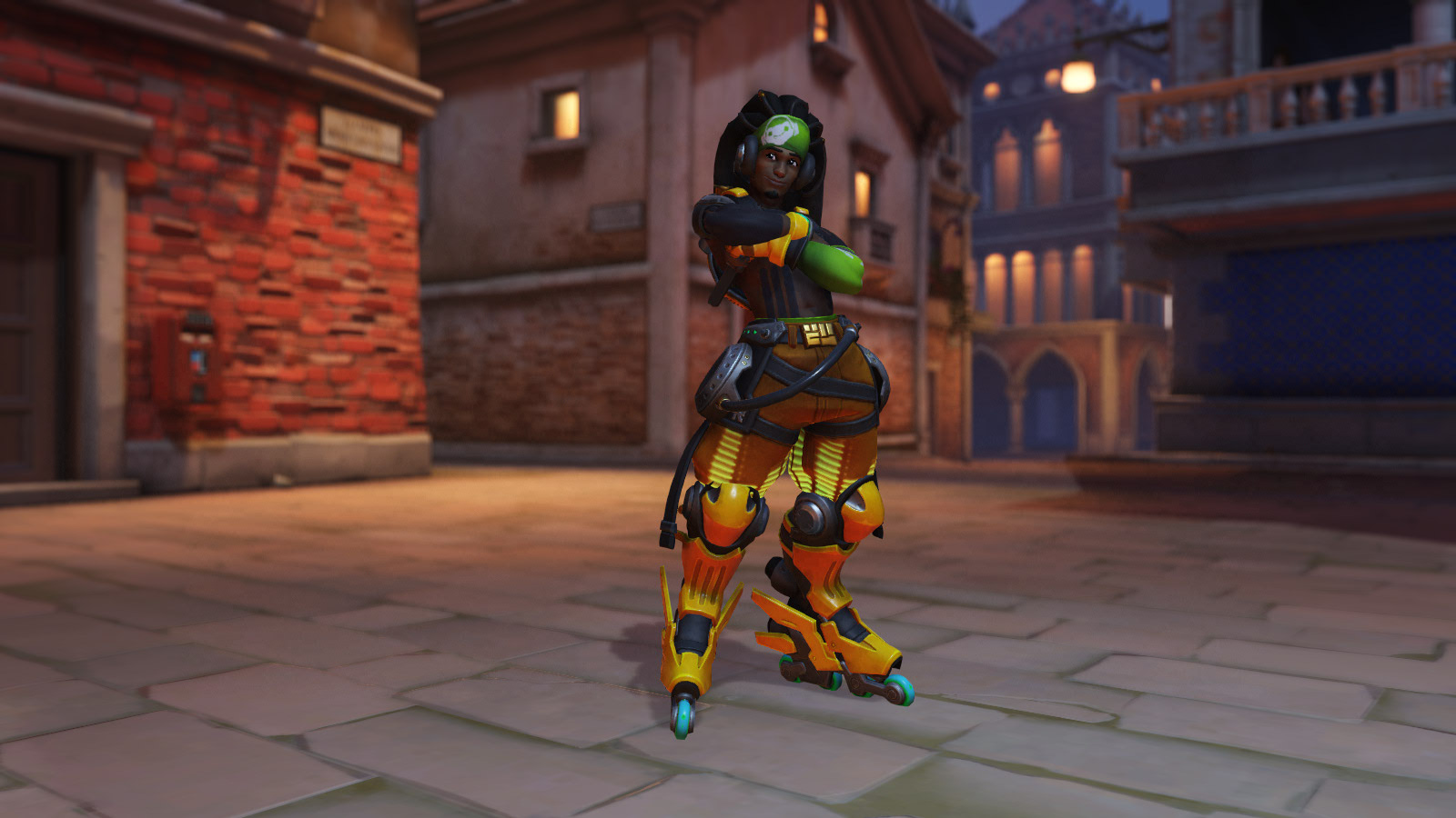 Skin Egaliseur - Archives d'Overwatch