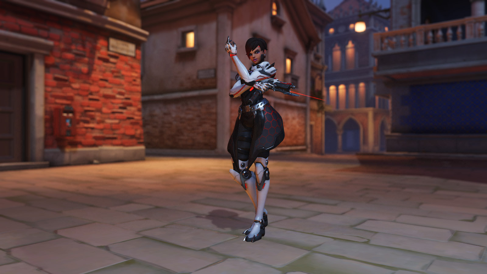 Skin Blackwatch - Archives d'Overwatch