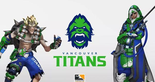 overwatch league 2019 : presentation de l'equipe vancouver titans