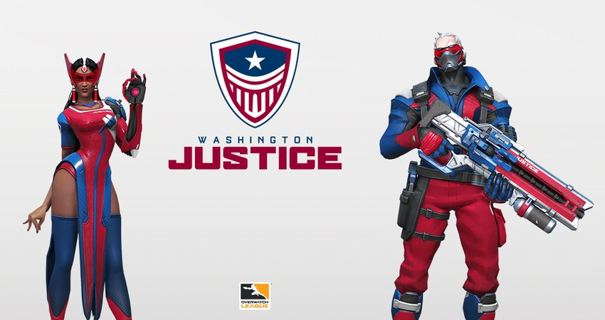 Washington Justice de l'Overwatch League 2019
