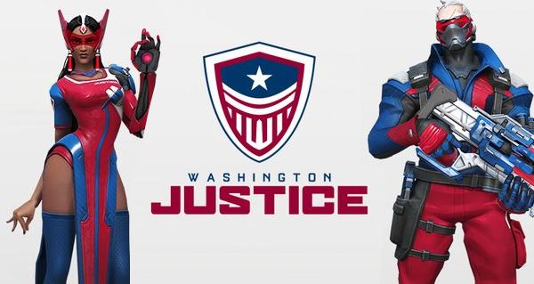 overwatch league : presentation de l'equipe washington justice