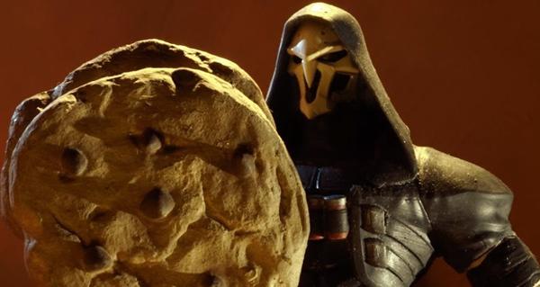 cookiewatch : la nouvelle video en stop-motion d'overwatch