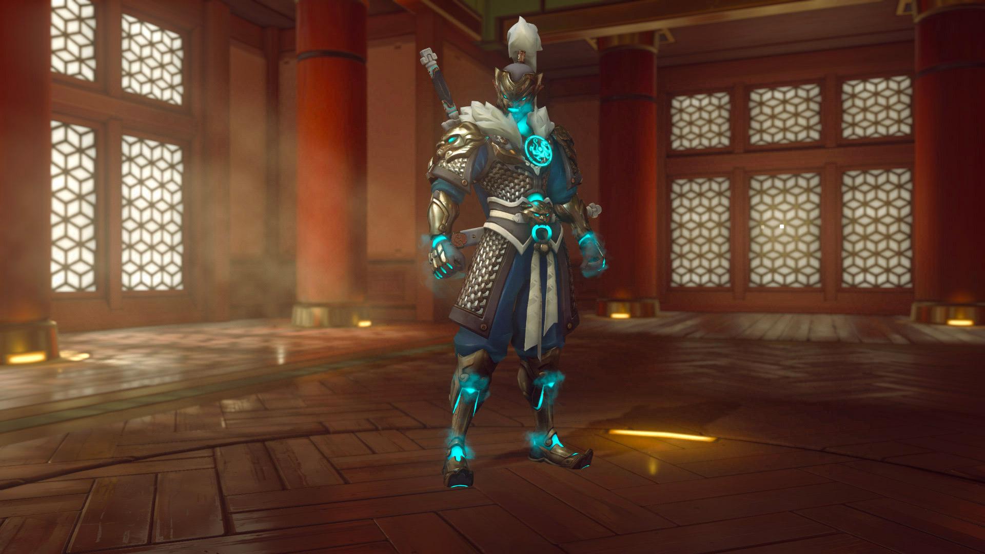 Genji Baihu - Nouvel an lunaire