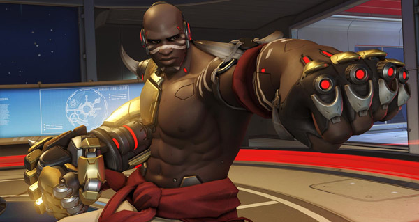 patch overwatch : equilibrage pour doomfist et selection des modeles des heros