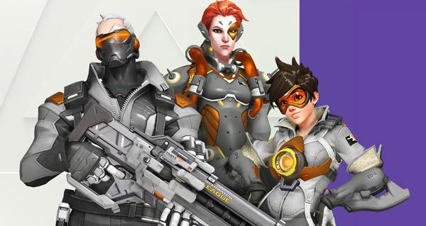 overwatch league cheering : obtenez des nouveaux skins et emotes pour vos personnages