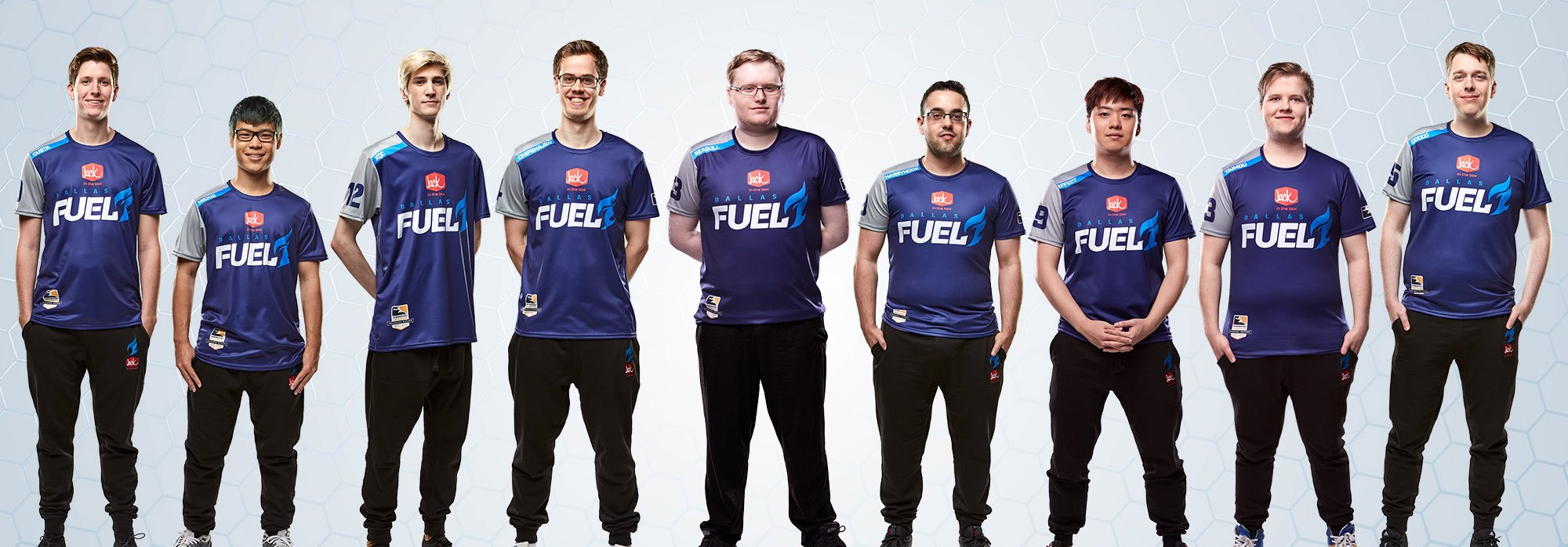 Overwatch League : l'équipe Dallas Fuel (États-Unis)
