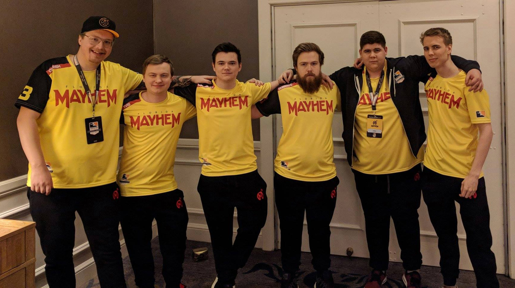 Overwatch League : l'équipe Florida Mayhem (États-Unis)