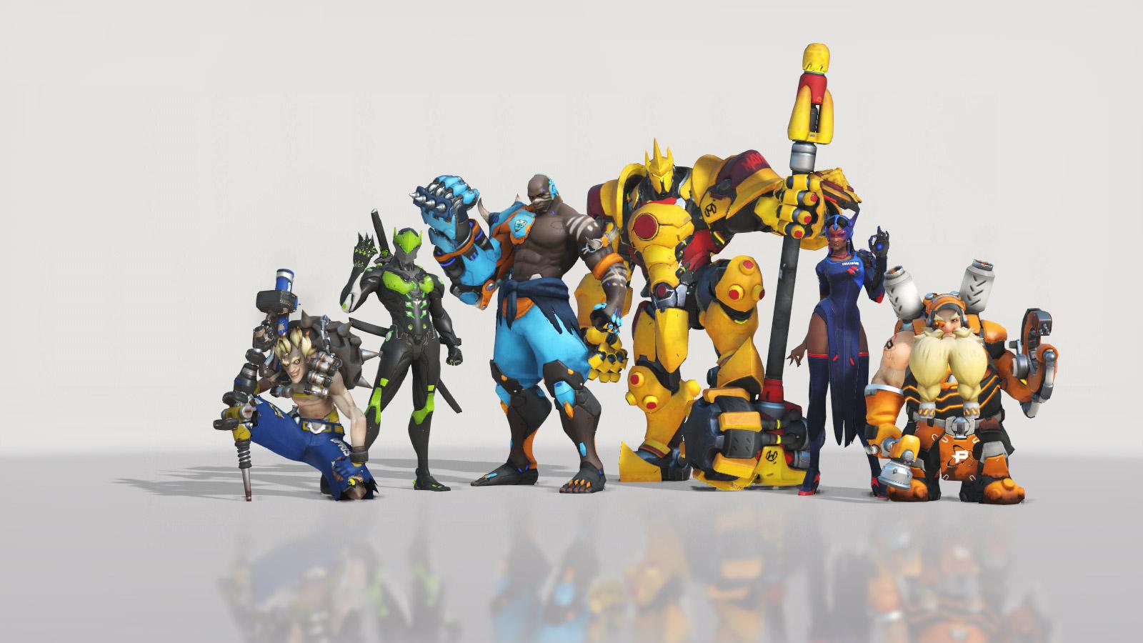 L'Overwatch League réunit 12 équipes dans le monde !